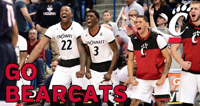 RETWEET if you are pulling for @GoBEARCATS to get the big upset win today! http://t.co/1pxjK1DcKz