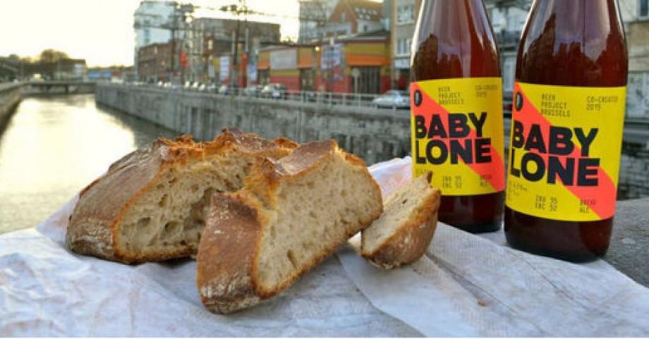 Babylone, la birra belga fatta con il pane invenduto