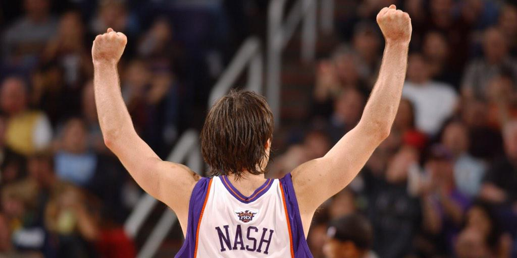 Retweet to join us in congratulating one of the all-time Suns greats, @SteveNash, on an MVP career! #ThankYouSteve http://t.co/V11Y4SB4sv