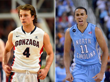 Sexy college basketball players