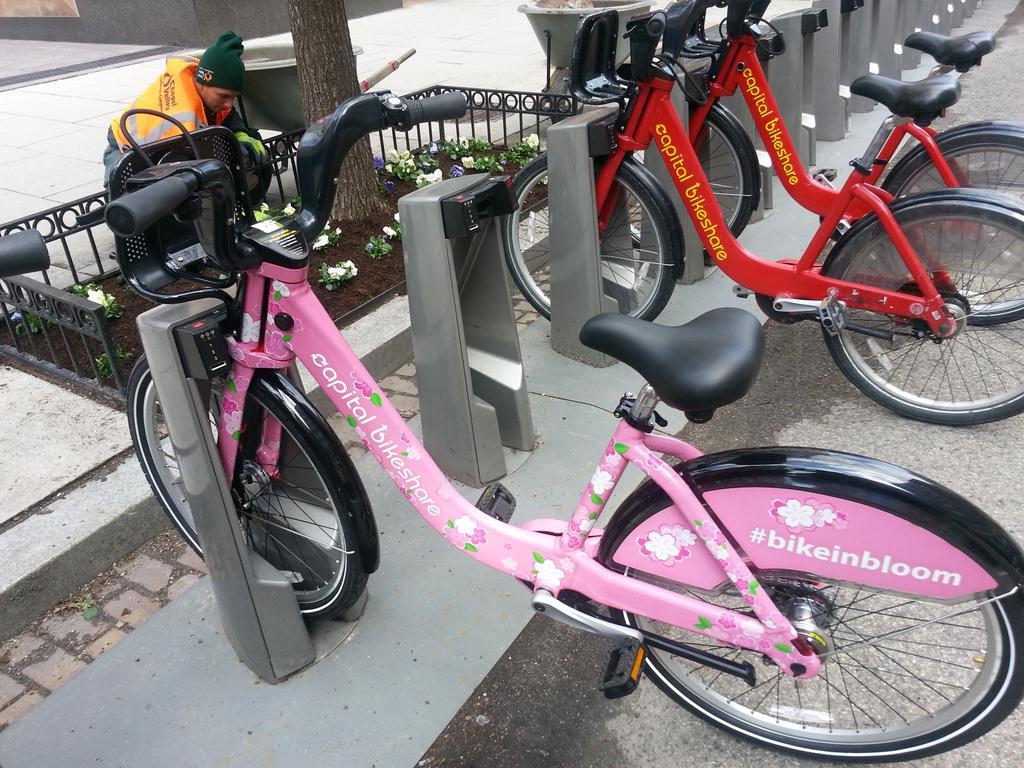 #bikeinbloom Great day 4 ride @bikeshare ! http://t.co/oy3xvNj1PK