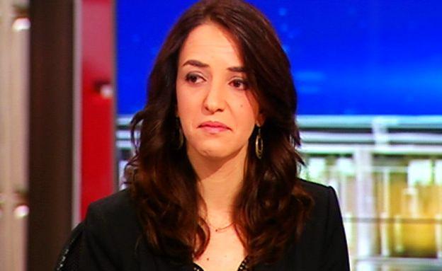 """לוסי אהריש, על סף דמעות, במסר ל@netanyahu : """"גם אני אזרחית במדינה"""" http://t.co/g7brF7y7ON http://t.co/CT9HTpsUT3"""