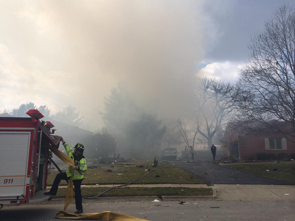 "BREAKING: HOUSE EXPLOSION IN UPPER ARLINGTON. Neighbor -- ""It was like something out of a movie."" http://t.co/NaMzmueOTX"