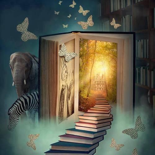 La magia en un libro CAphX_UWYAAkLLF