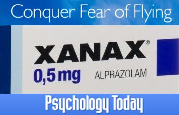 Can you #Xanax your fear of flying away? Meds seriously backfire!  #travel RT wjmag #ttot
