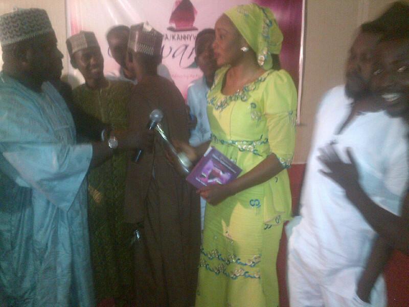 Kaduna Governor, Yero, others honoured at Kannywood/AMMA awards 2015