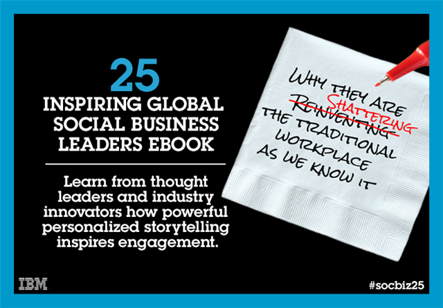 Why technology has forever shifted the way we engage with each other>eBook #socbiz25 http://t.co/5xiJcOG5mV http://t.co/RdExDCXBVy