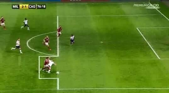VIDEO Milan-Cagliari 3-1, con un rigore regalato