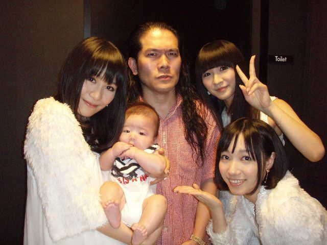 Hey guys! Mr @okiteporsche is the good elder brother of #prfm girls in entertainment world in Japan!  #SXSW http://t.co/LPYglhBBIy