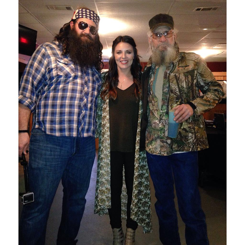 Just your average locals..... #stampsAR #duckdynasty #imitatedneverduplicated #beadsbags