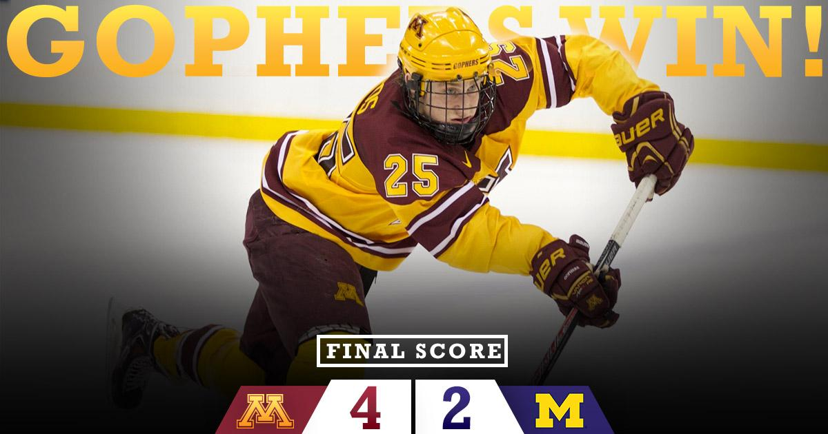 BIG TEN CHAMPIONS! #PRIDEONICE http://t.co/ztVeLR7cty