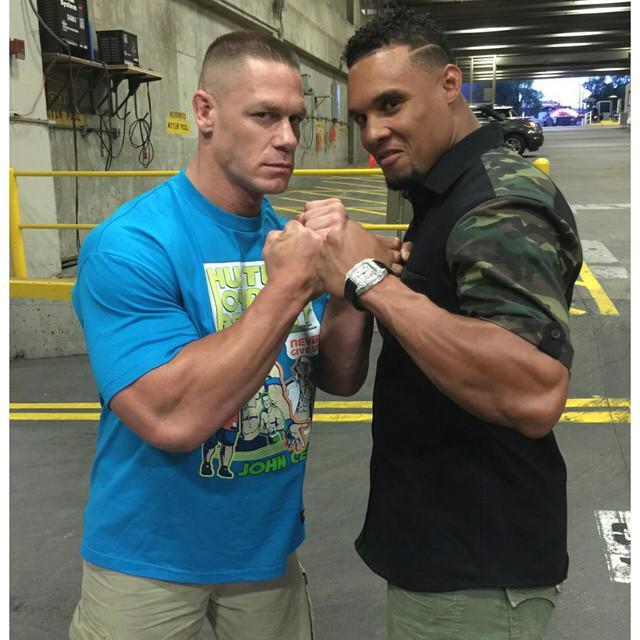 ¿Cuánto mide John Cena? - Altura - Real height CArBHm_U8AAiU-5
