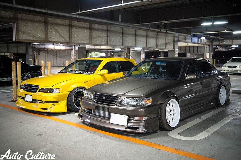 Auto Culture On Twitter Sisters Toyota Cresta Jzx
