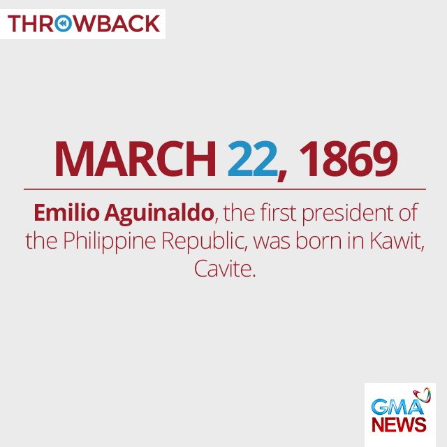 """Gma Latest News Update: GMA News On Twitter: """"What Happened Today 146 Years Ago"""