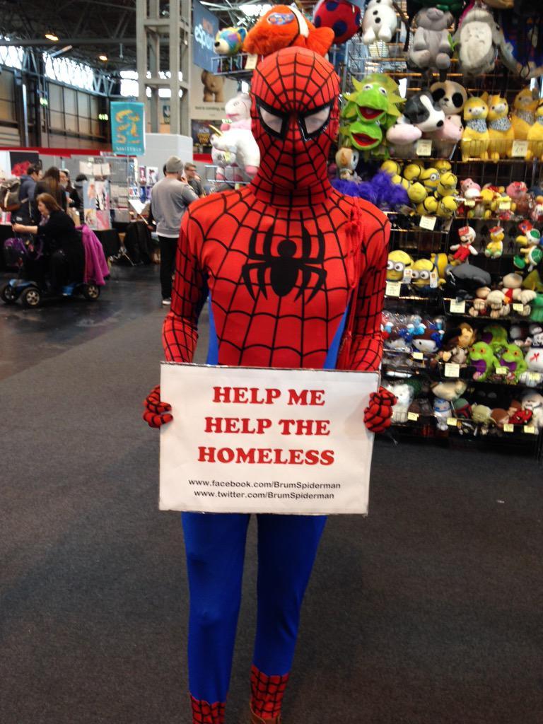 Birmingham Spiderman (@BrumSpiderman)   Twitter