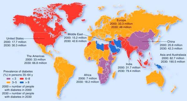 Mannfred Nyttingnes On Twitter Prevalence Of Diabetes Vs - Diabetes us map