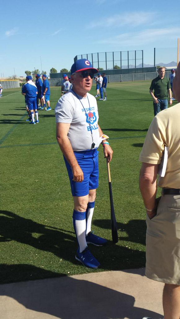 Here's #Cubs Maddon http://t.co/8kOcYdA18B