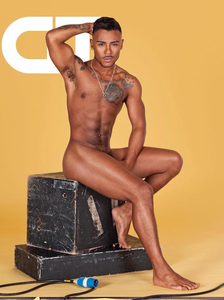 Dildo in underwear