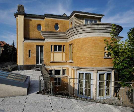 ル・コルビュジエシュウォブ邸