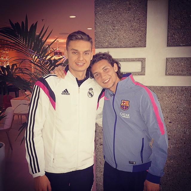 Dorian and David Babunski