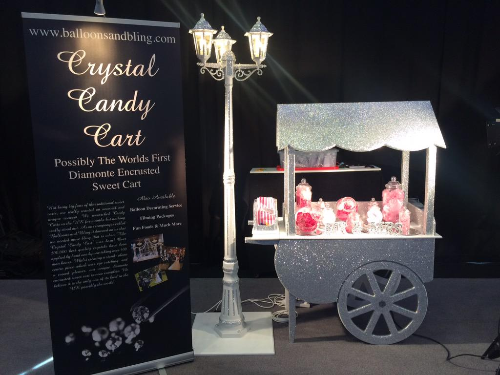Crystal Candy Cart on Twitter: