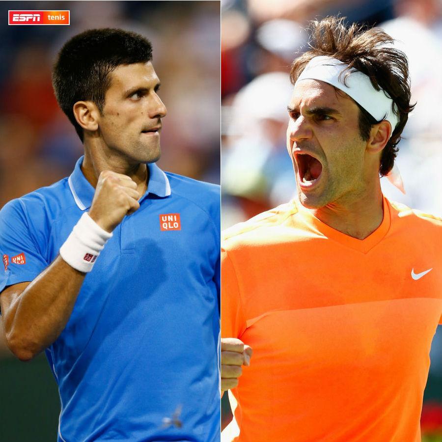 ¿Quién es tu candidato para llevarse el título en Indian Wells? RT Federer, FAV Djokovic. http://t.co/bIiLxtd5Dq