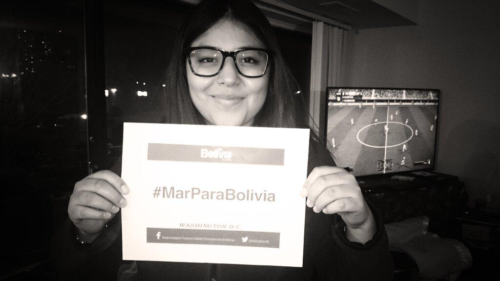 #WorldWaterDay Bolivia deserves access to the ocean, its been done before, it can ve done for Boliva #MarParaBolivia http://t.co/Gz7wkz7UXS