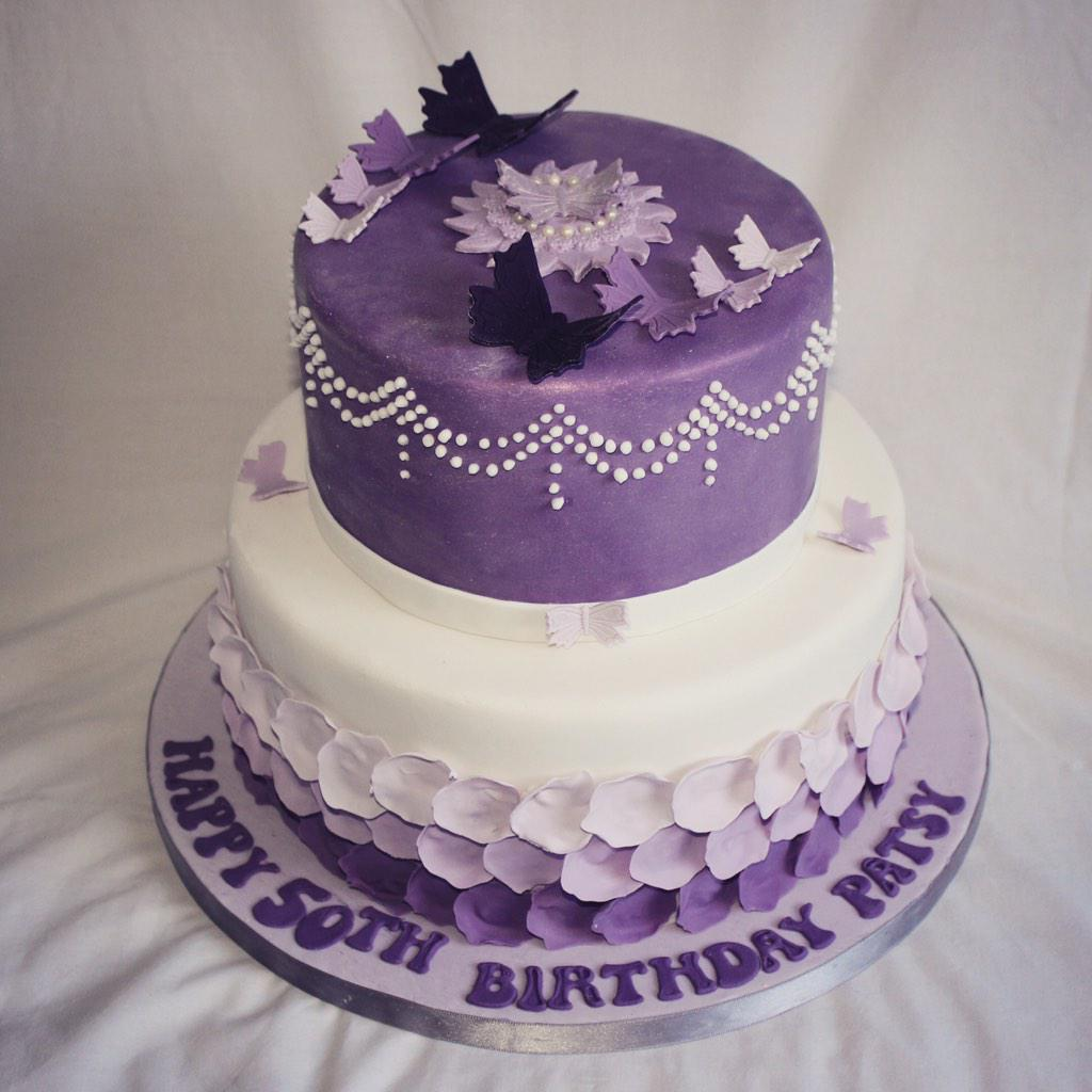 Little Miss Muffin On Twitter Its All Purple Butterflies For