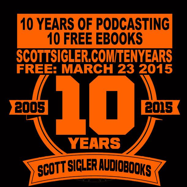A decade of podcasting: thank you! We're giving away 10 free ebooks at http://t.co/Mv2U6nk0LW. RT, please. http://t.co/8IN44HT5cN
