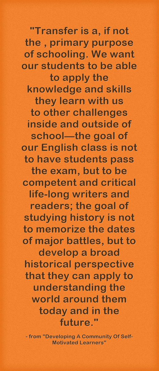 : My Stdnt MotivationBook 2 B Published March 27:Here's Tweeted Excerpt 14 http://t.co/LDyAGnTGfc #selfmotivatedlrnrs http://t.co/JonB6BEinP