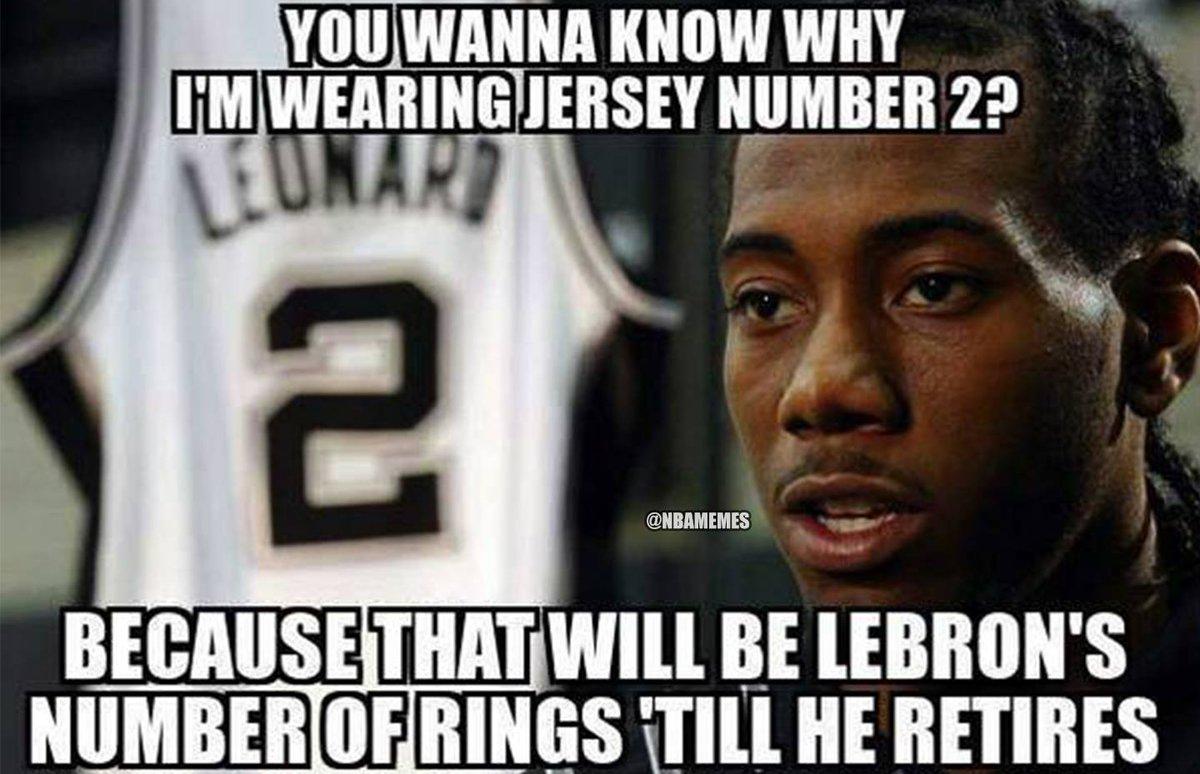 big sale 53cd6 bc2c7 NBA Memes on Twitter: