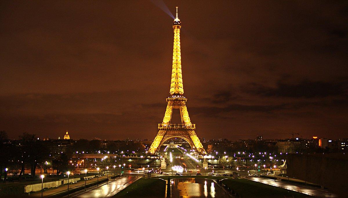 Foto Torre Eiffel Parigi Francia