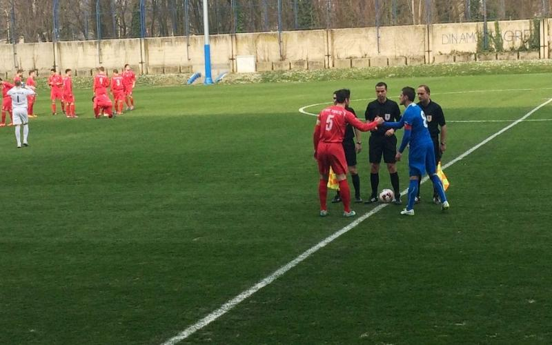 Ademi captained Dinamo Zagreb II on Sunday