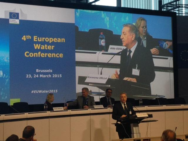 Thumbnail for #EUWater2015 - 4th European Water Conference