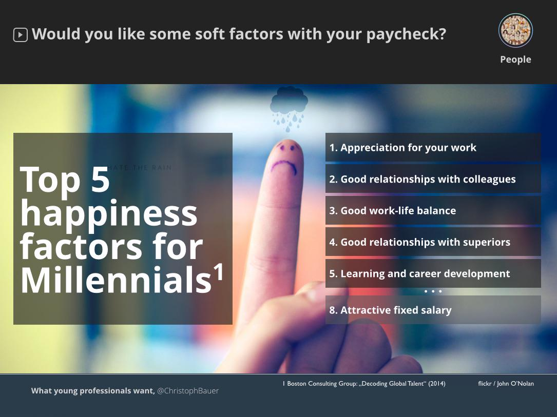 """Finally online! My presentation: """"What Millennials and young professionals want"""". http://t.co/Myh5Ja4WAR http://t.co/eyCBHmyubT"""