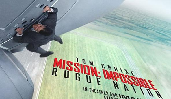 Cinema: Mission Impossible 5, video trailer italiano con Tom Cruise