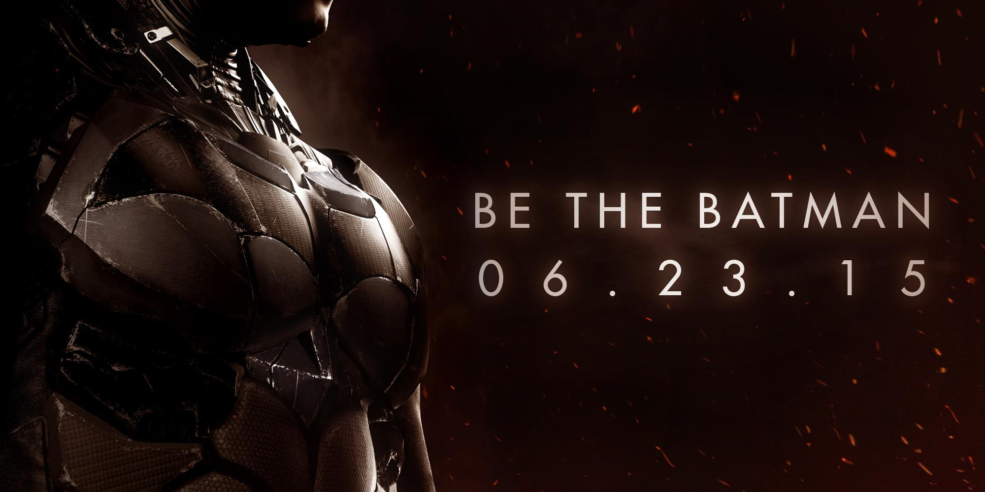 batman arkham knight release date