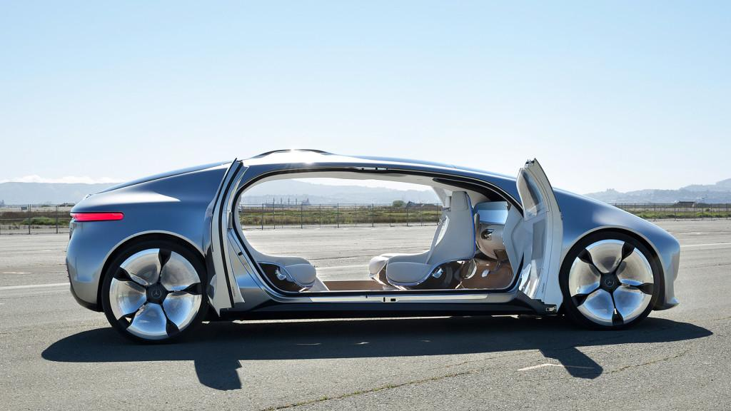 Once you ride in the Mercedes-Benz F 015, you'll never want to drive again http://t.co/O9BT6Qh2B3 http://t.co/G79xVoU9eH