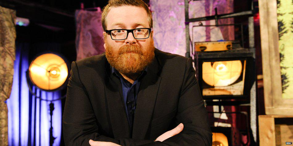 RT @BBCNews: Comedian @frankieboyle to record #GE2015 special for the BBC http://t.co/6Eb5UfaPsI http://t.co/kHmA8p0BCF