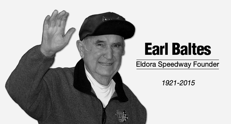 Founder. Pioneer. Visionary.  Consummate promoter Earl Baltes passes at 93.  http://t.co/XRIhqRm5or http://t.co/mdKBRYQZEi