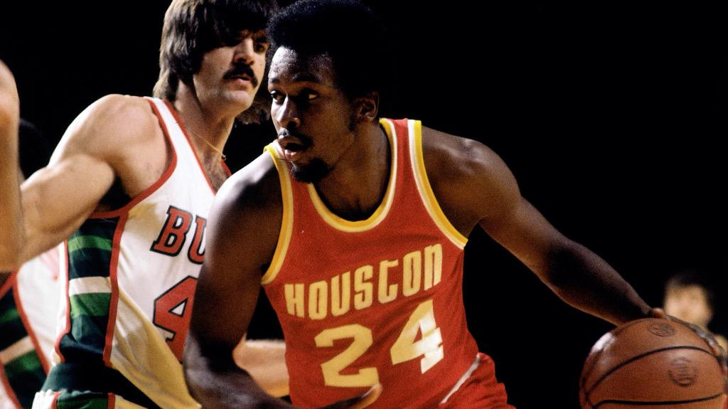 Image result for moses malone rockets