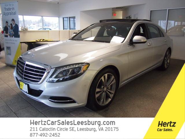 Hertz Auto Sales >> Hertz Car Sales On Twitter 2014 Mercedes Benz S Class S550