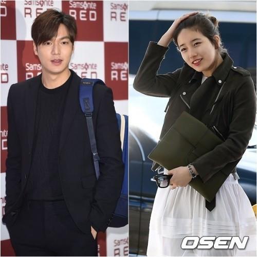 Wie is Lee min Hoo dating momenteel