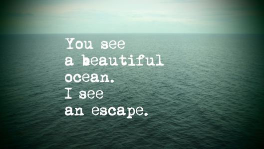 You see a beautiful ocean. I see an escape an Opportunity  #MarParaBolivia #Bolivia http://t.co/aR1AvMwe3J