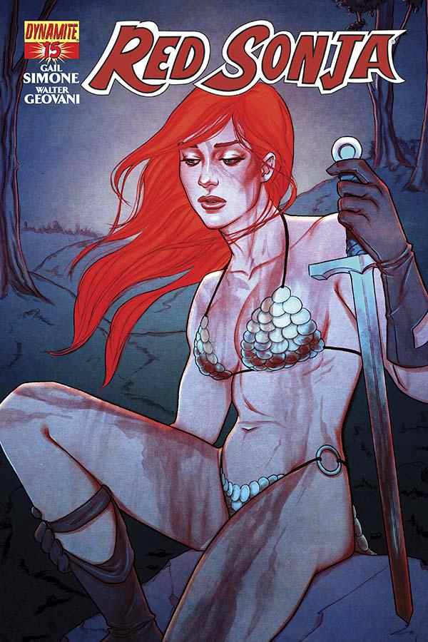PREVIEW: 'Red Sonja' #15 by @GailSimone and @wgpencil  http://t.co/rRx6ebAj8o via @sharethis @DynamiteComics http://t.co/OOftQFU0Je