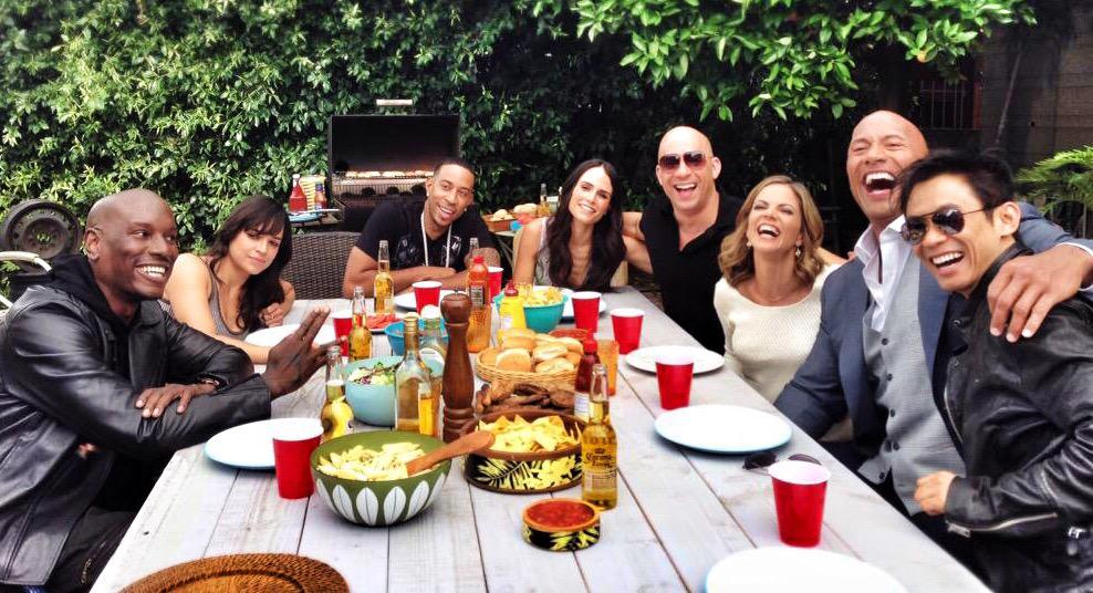 Photo de Ludacris  & son ami Vin Diesel