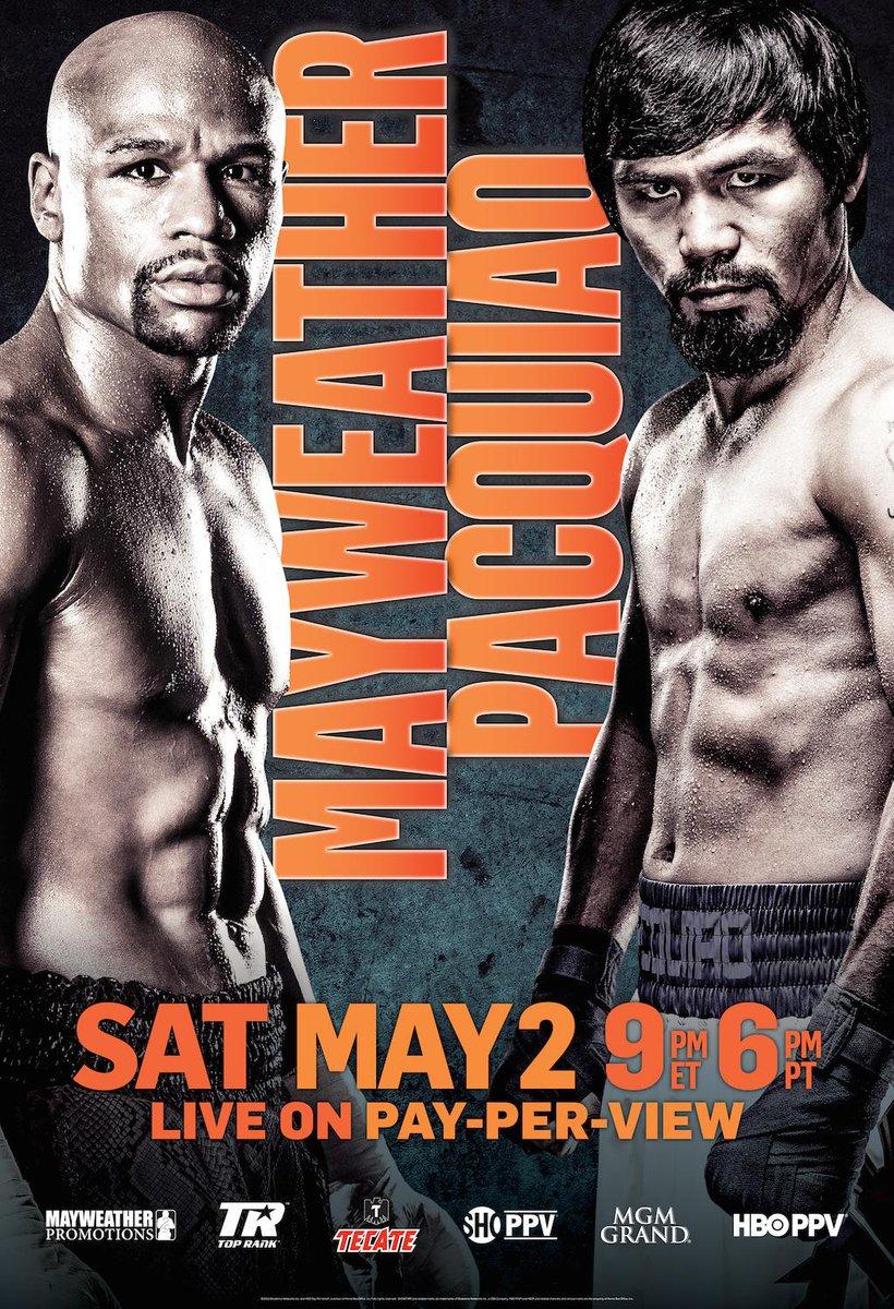 Floyd Mayweather Jr. vs Manny Pacquiao - Minden, amit a m�rk�z�sr�l tudni kell!