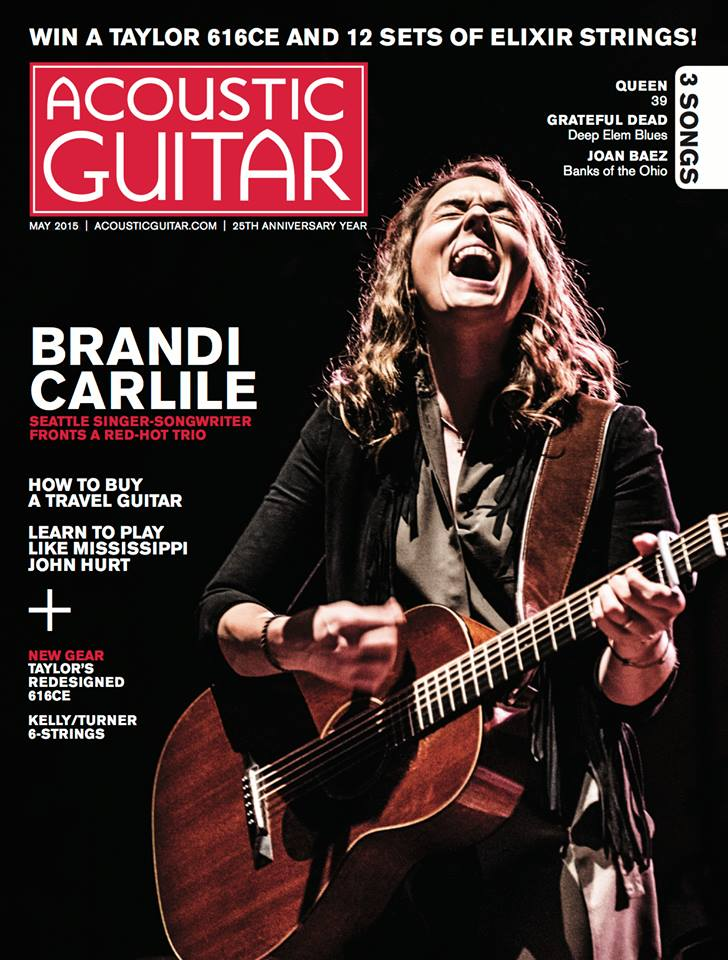 A sneak peak at our May 2015 issue with @brandicarlile on the cover. http://t.co/lJpSMkDO5E http://t.co/36TUbUvTNc