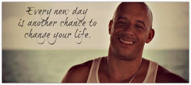 Every new day is another chance to change you life.<br>http://pic.twitter.com/zu0ScoYl1w