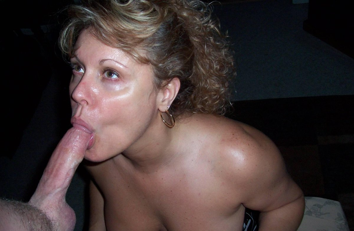 Milf wife blowjob gallery, brittany speats nude